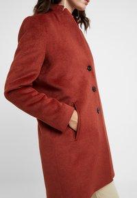 comma - Classic coat - mahagony - 5