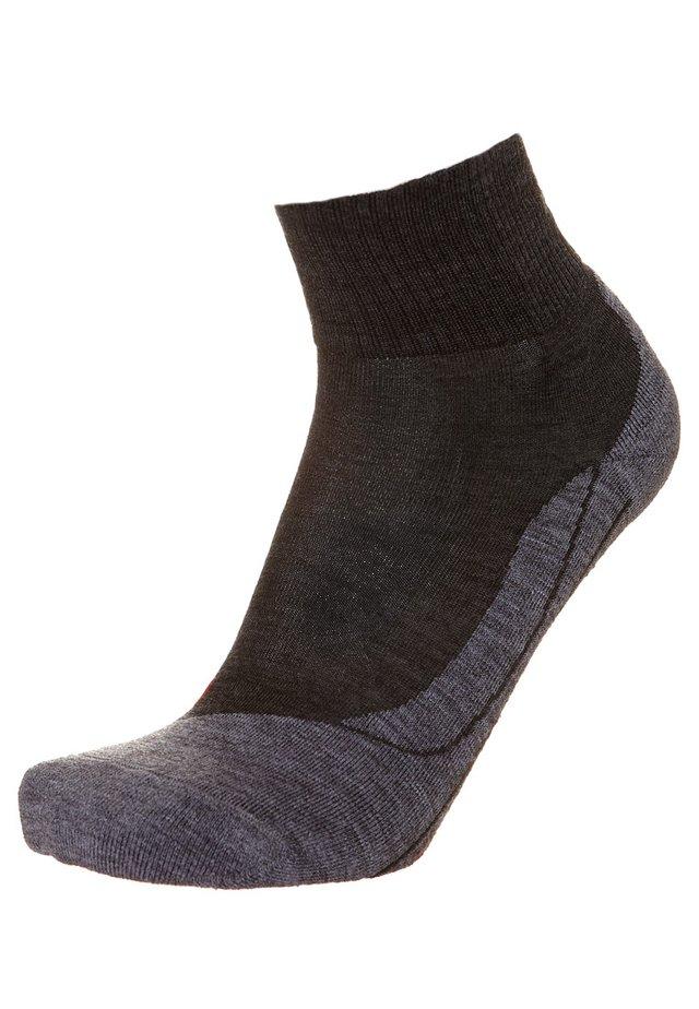 TK 5 SHORT - Sports socks - grau