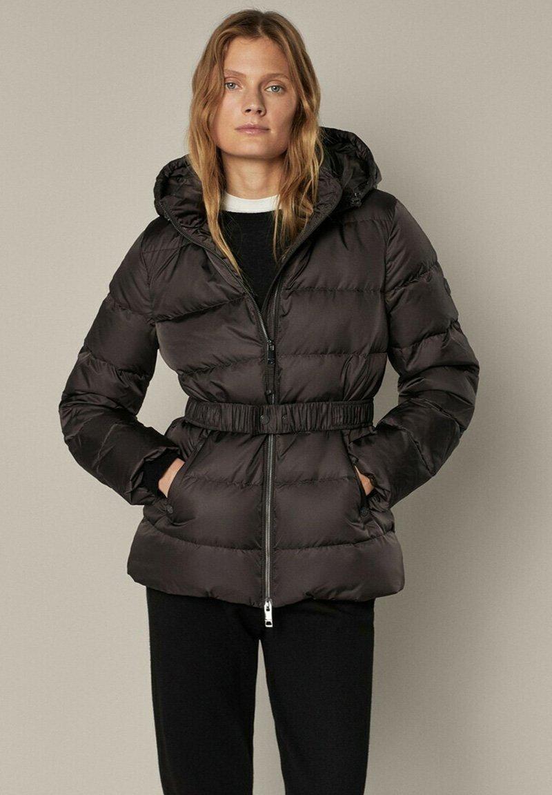 Massimo Dutti - Winter jacket - dark grey