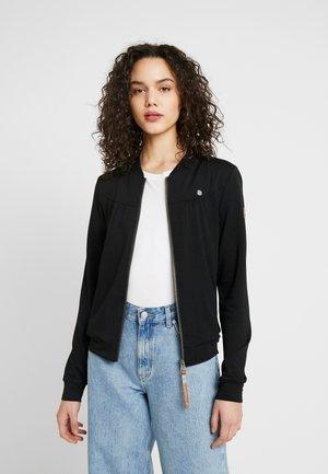 KENIA - Bomber Jacket - black