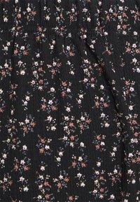 ONLY - ONLZILLE NAYA SKIRT - Maxi skirt - black/lavender - 2