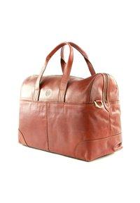 Saddler - Weekend bag - midbrown - 2