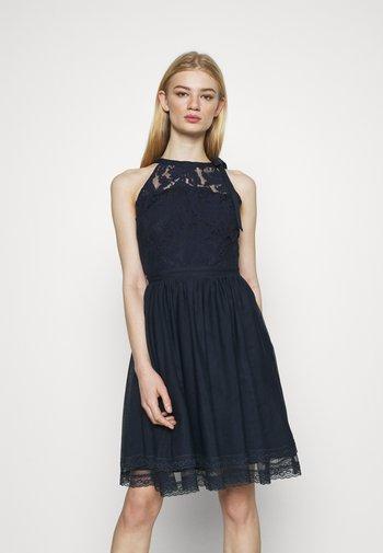 VIZINNA NEW DRESS - Sukienka koktajlowa - navy blazer