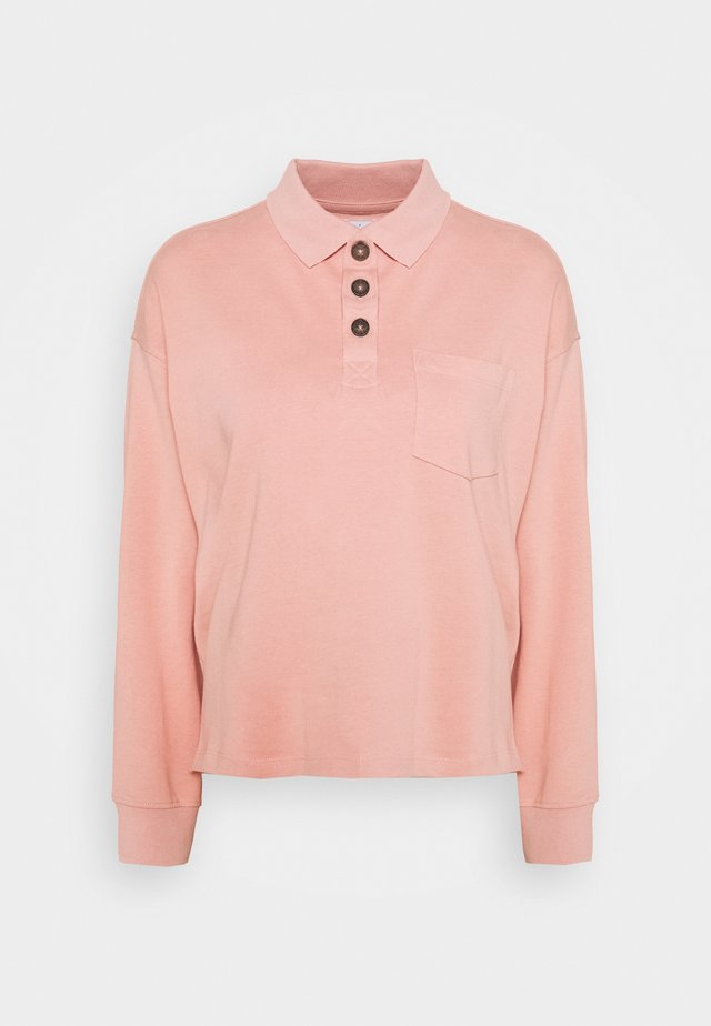 ONLPOLO - Sweatshirts - rose tan