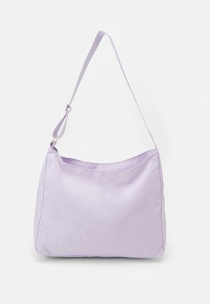 CARRY BAG - Kabelka - light purple
