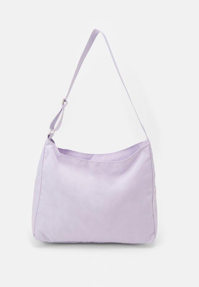 CARRY BAG - Borsa a mano - light purple