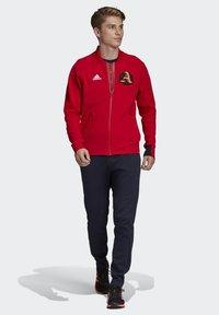 adidas Performance - VRCT JACKET - Training jacket - red - 1