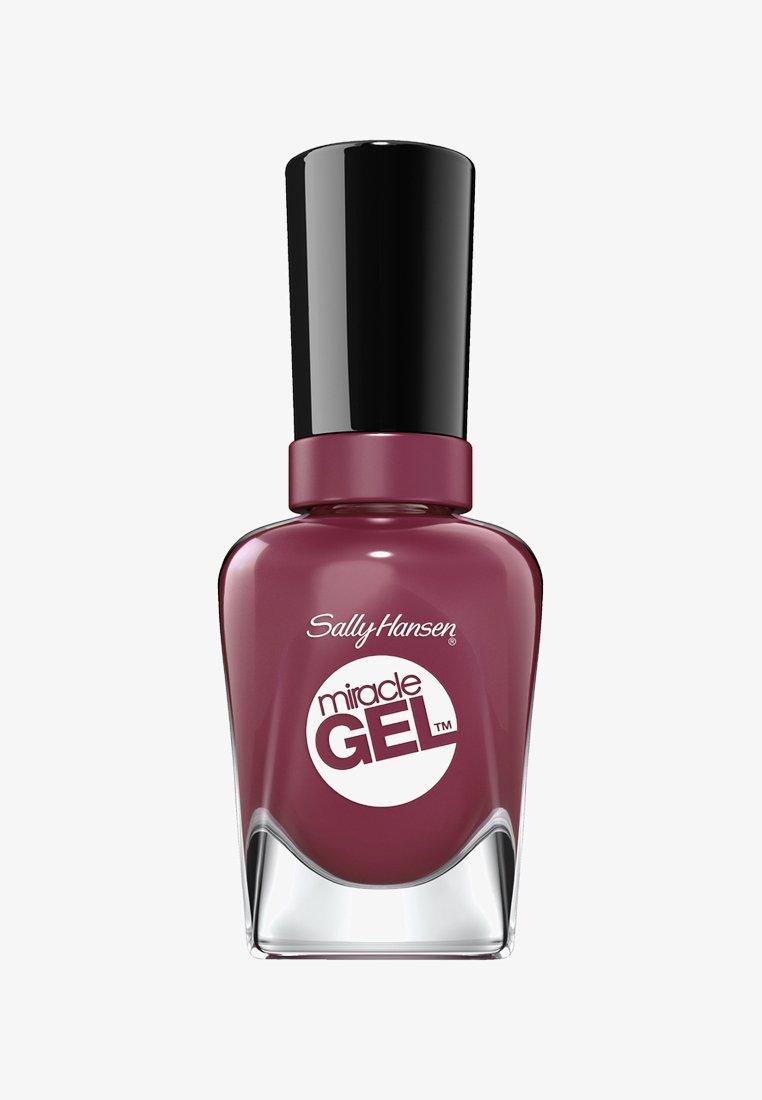 Sally Hansen - MIRACLE GEL - Nail polish - 496 beet, pray, love