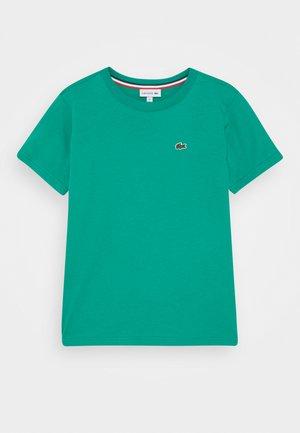T-shirt - bas - verdier