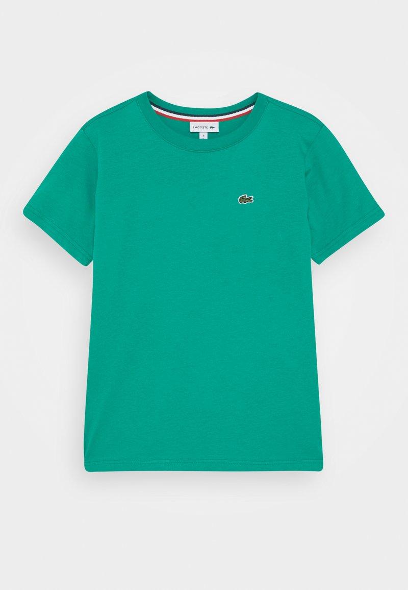 Lacoste - TURTLE NECK - Basic T-shirt - verdier