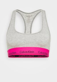 Calvin Klein Underwear - MODERN UNLINED BRALETTE - Alustoppi - grey - 4