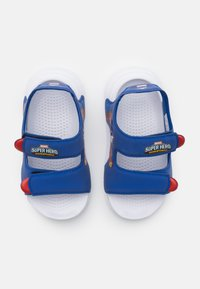adidas Performance - SWIM UNISEX - Pool slides - team royal blue/footwear white/vivid red - 3