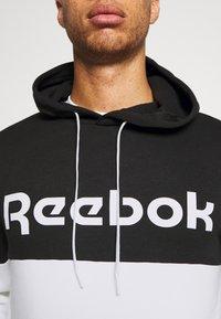 Reebok - HOODIE - Hættetrøjer - black - 5