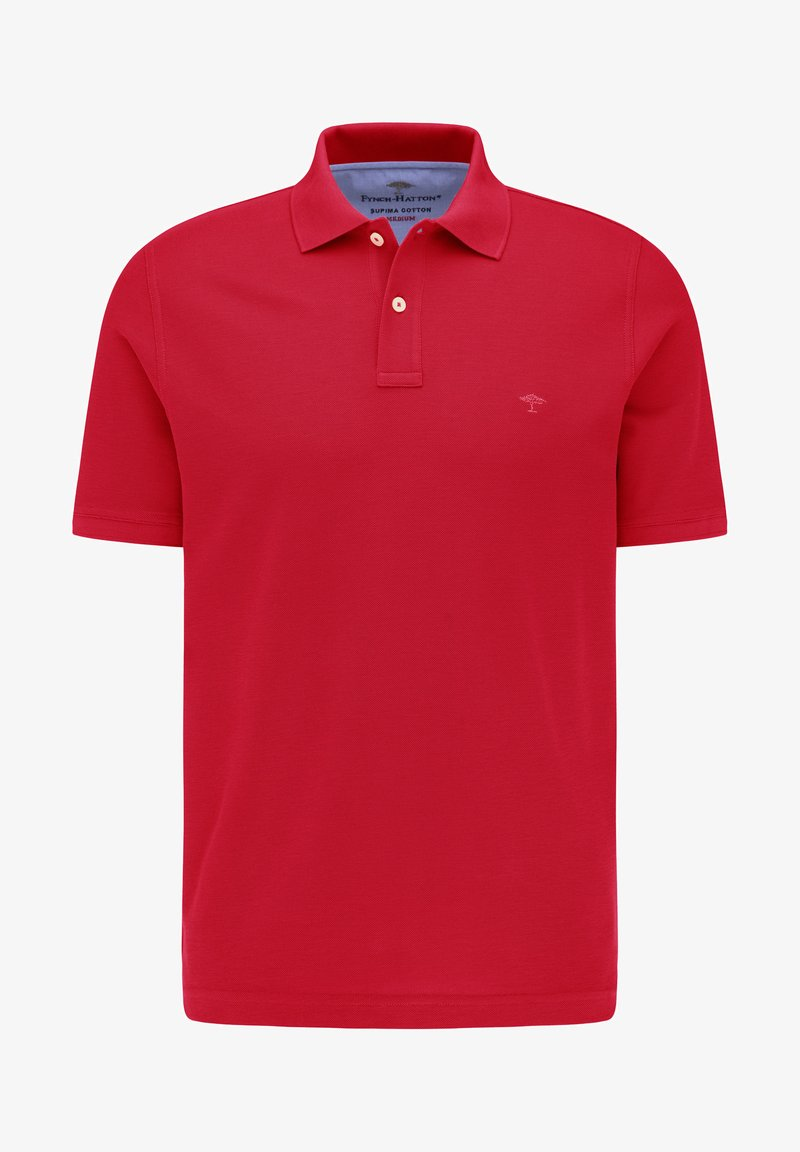 Fynch-Hatton - Polo shirt - hellrot