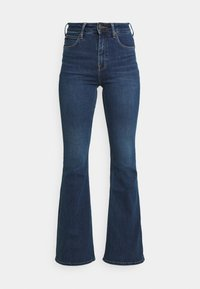 Lee - BREESE - Flared Jeans - mid remi - 3
