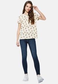 LC Waikiki - Print T-shirt - beige - 1