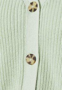 Even&Odd - CROPPED CARDIGAN - Cardigan - light green - 2