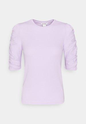 PIRI - Triko spotiskem - lilac