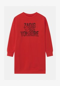 Zadig & Voltaire - Day dress - bright red - 0