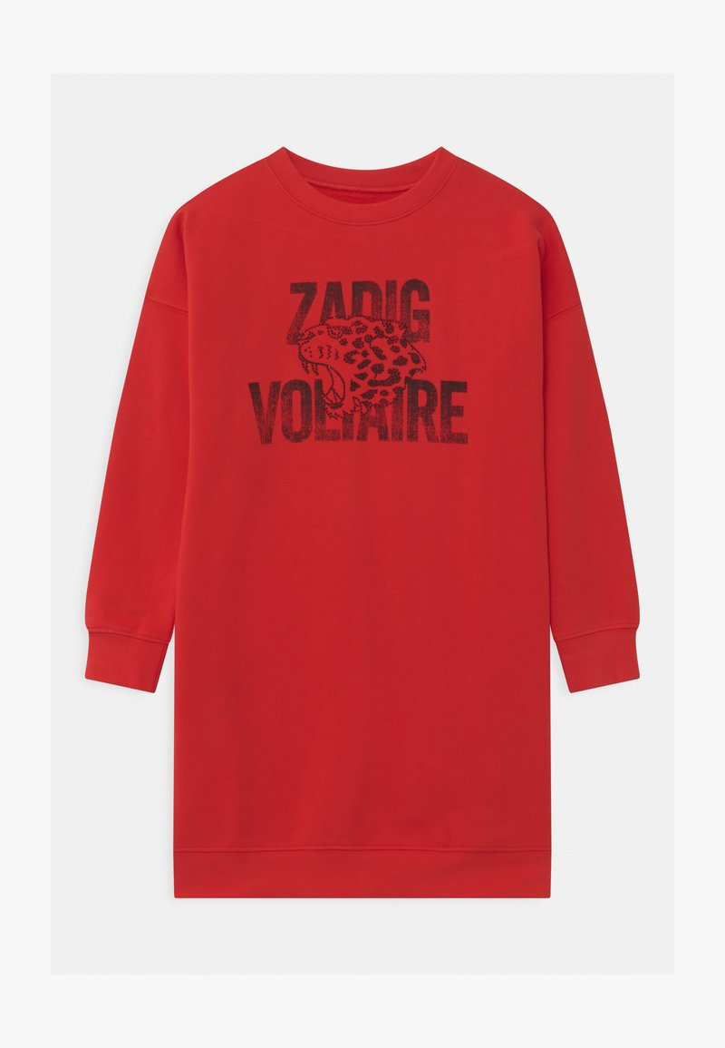 Zadig & Voltaire - Day dress - bright red