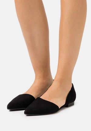 TIPPI - Ballerinat - schwarz