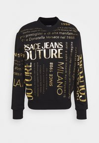 Versace Jeans Couture - Sweater - black - 5
