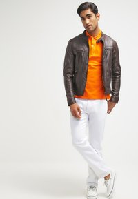 Lacoste - Polo shirt - mango chine - 1