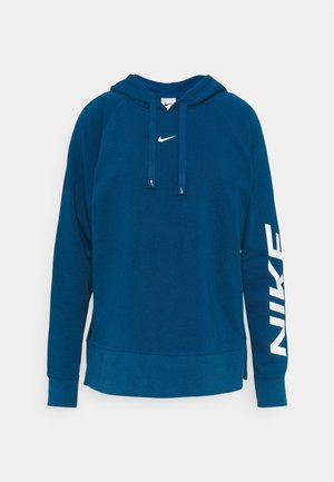 Sweatshirt - court blue/white