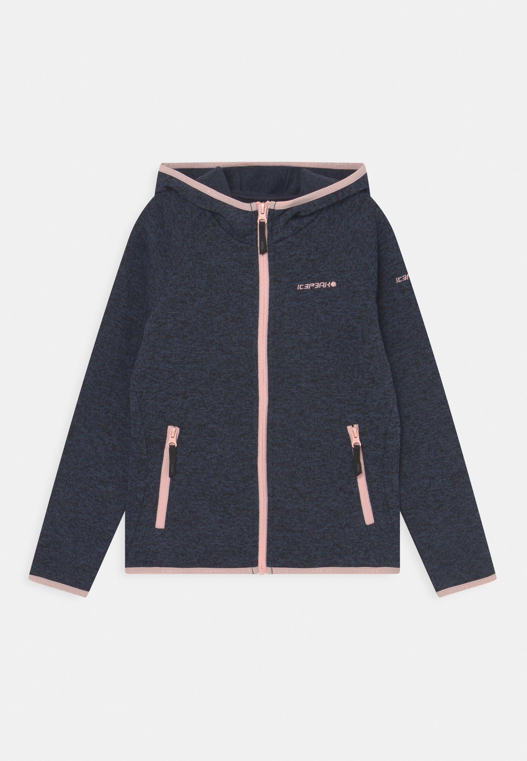 Kids KUNA UNISEX - Fleece jacket