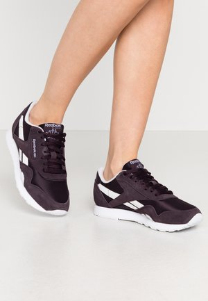 CLASSIC - Sneakers laag - midnight shadow/white