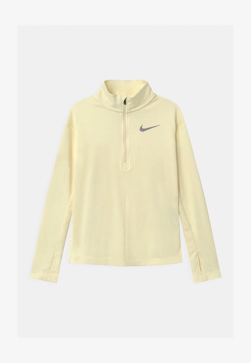 Nike Performance - RUN - Koszulka sportowa - coconut milk