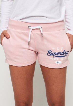Shorts - pink verblasst
