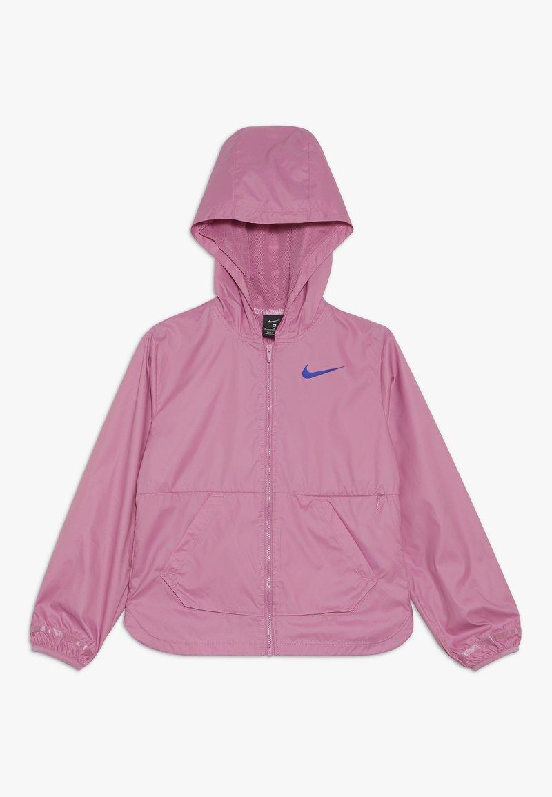 Nike Performance - G NK LT JACKET - Training jacket - magic flamingo/hyper blue