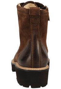 Paul Green - Lace-up ankle boots - dunkelbraun - 3