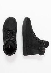 Timberland - DAVIS SQUARE 6 INCH - Sneakers hoog - black - 0