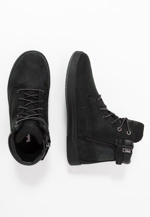 DAVIS SQUARE 6 INCH - Sneakersy wysokie - black
