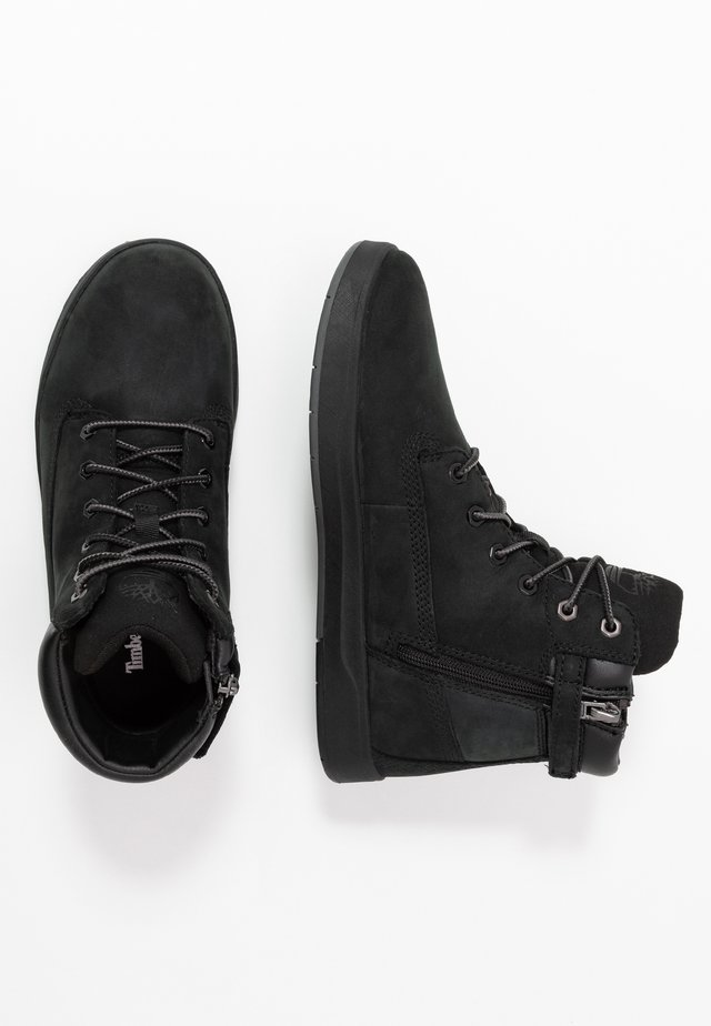 DAVIS SQUARE 6 INCH - Sneakers high - black