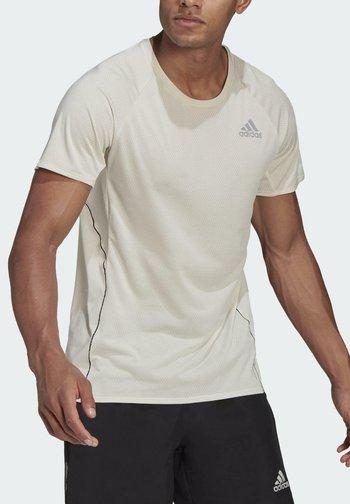 RUNNER T-SHIRT - T-shirts print - grey