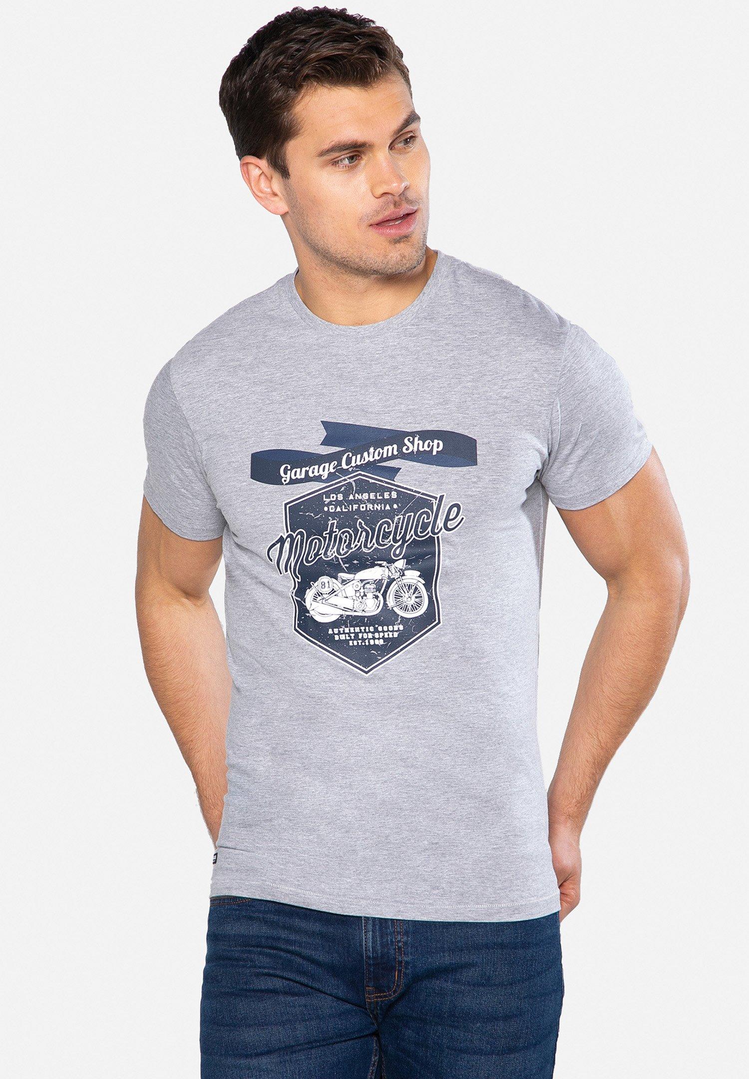 Hombre 2 PACK - Camiseta estampada