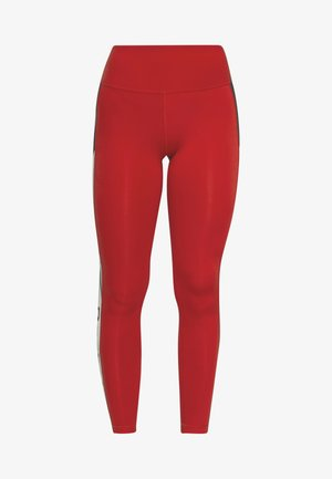 LOGO  - Legging - red