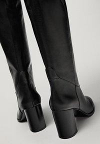 Massimo Dutti - Boots - black - 5