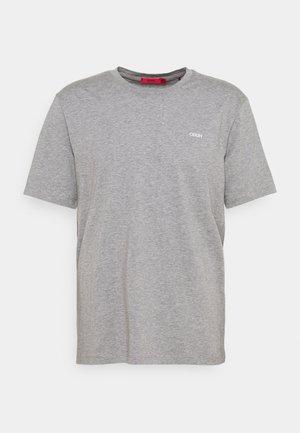 DERO - Basic T-shirt - medium grey