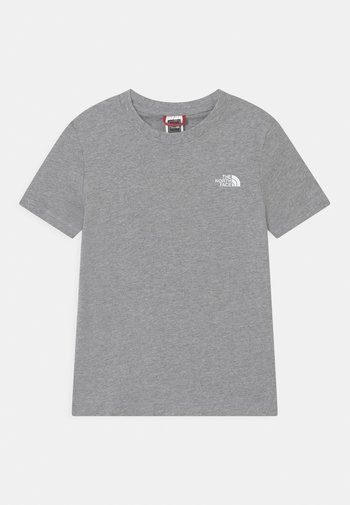 GRAPHIC TEE  - Print T-shirt - light grey heather