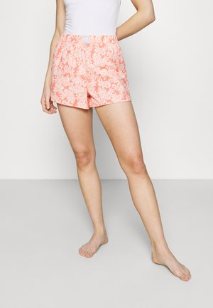 SHORT - Pyjama bottoms - red