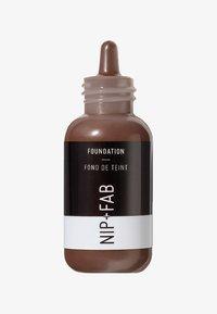 Nip+Fab - FOUNDATION - Fondotinta - dark mixer - 0
