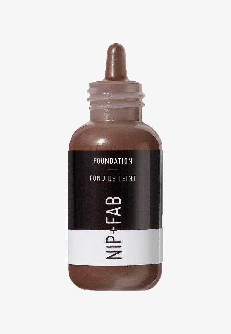 Nip+Fab - FOUNDATION - Fondotinta - dark mixer