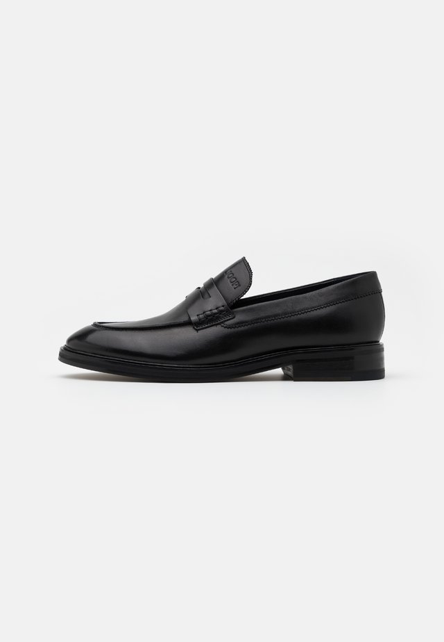 PERO KLEITOS LOAFER - Mocasines - black