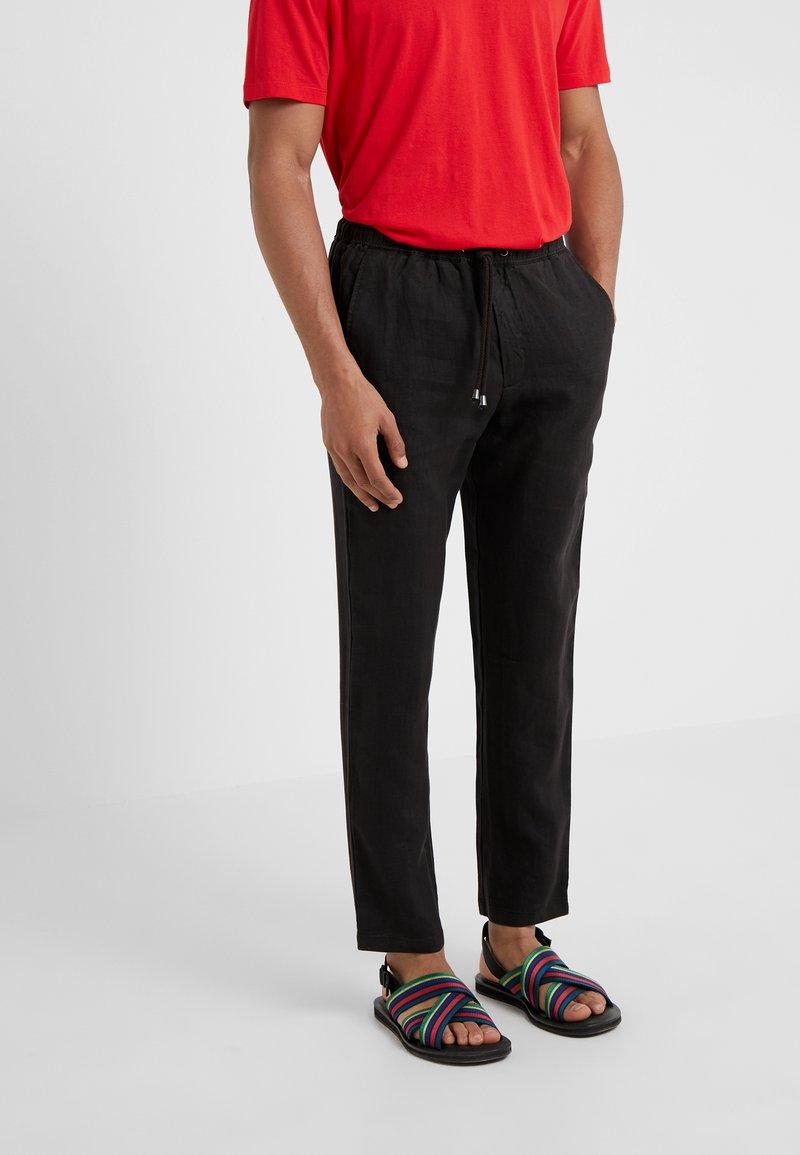 Sand Copenhagen - JASON - Trousers - black