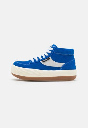 ESPRESSO CHILLI - Sneakersy wysokie - royal