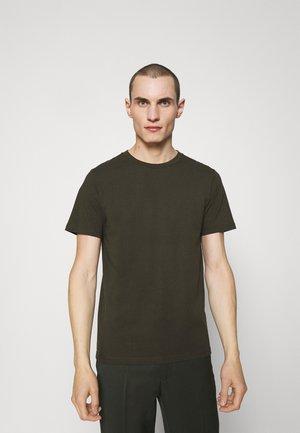 TEE - T-shirt basic - moss green